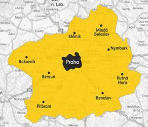 Čištění odpadů a kanalizace Praha