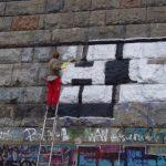 Jak na odstranění graffiti?
